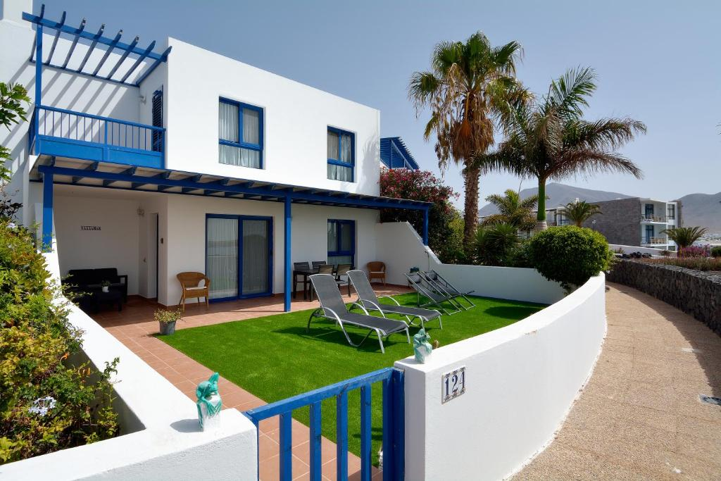 Villa Vista Mar, Playa Blanca, Spain - Booking.com