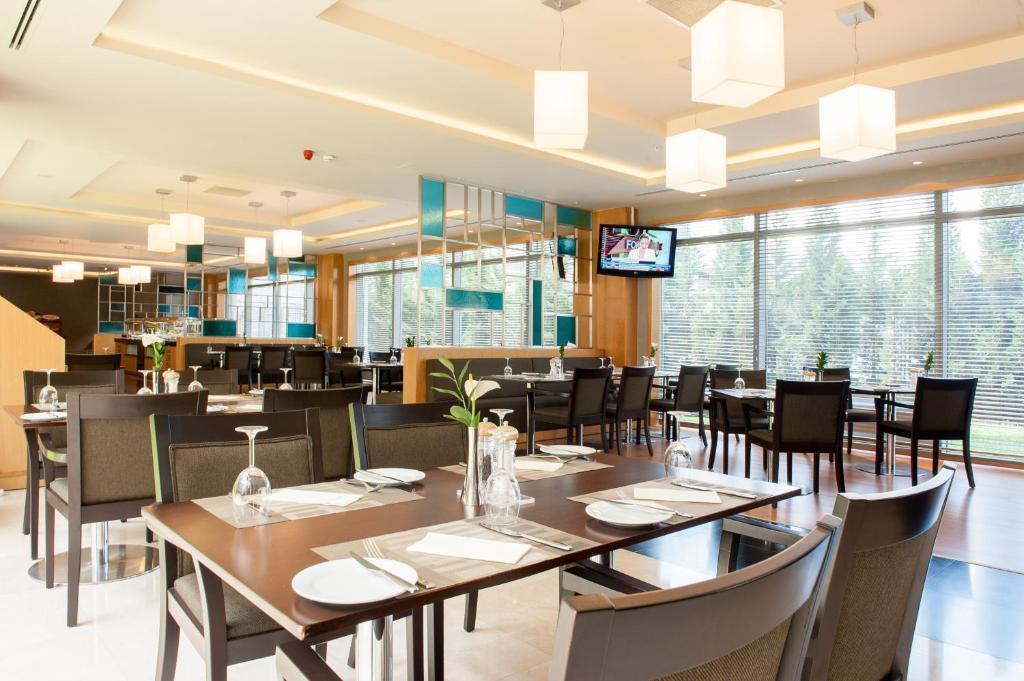 Ресторан / где поесть в ISG Sabiha Gökçen Airport Hotel