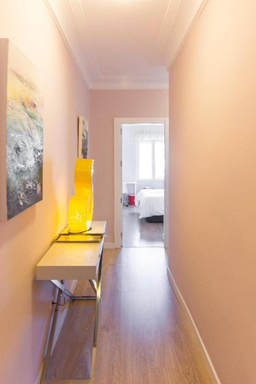 Apartment Atico Atocha Terraza Madrid Spain Booking Com