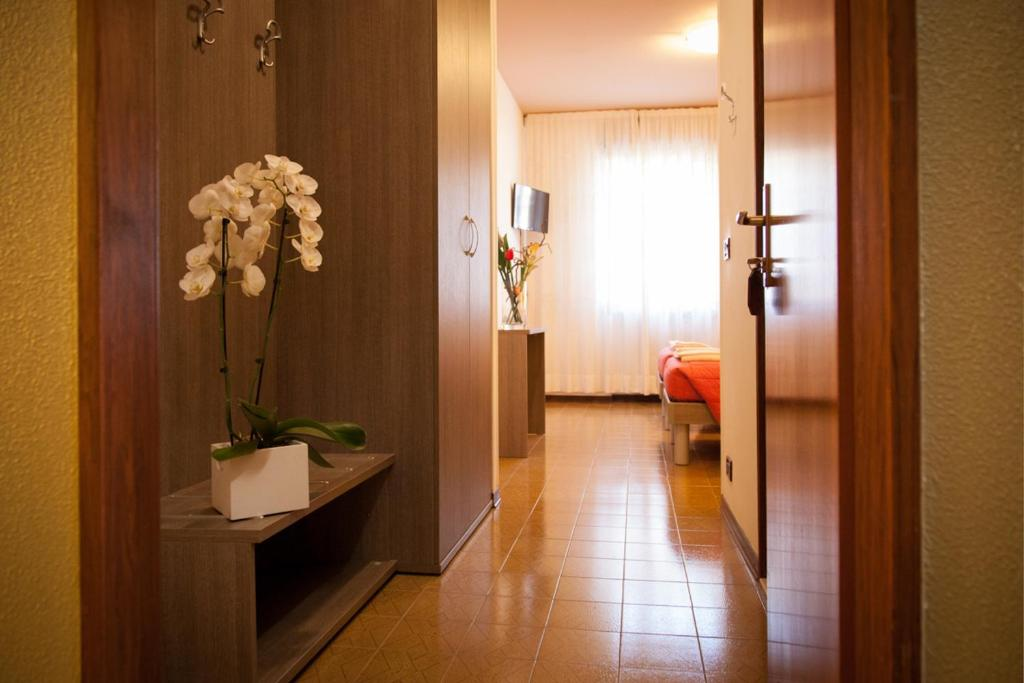 A bathroom at Albergo Stella D'Oro
