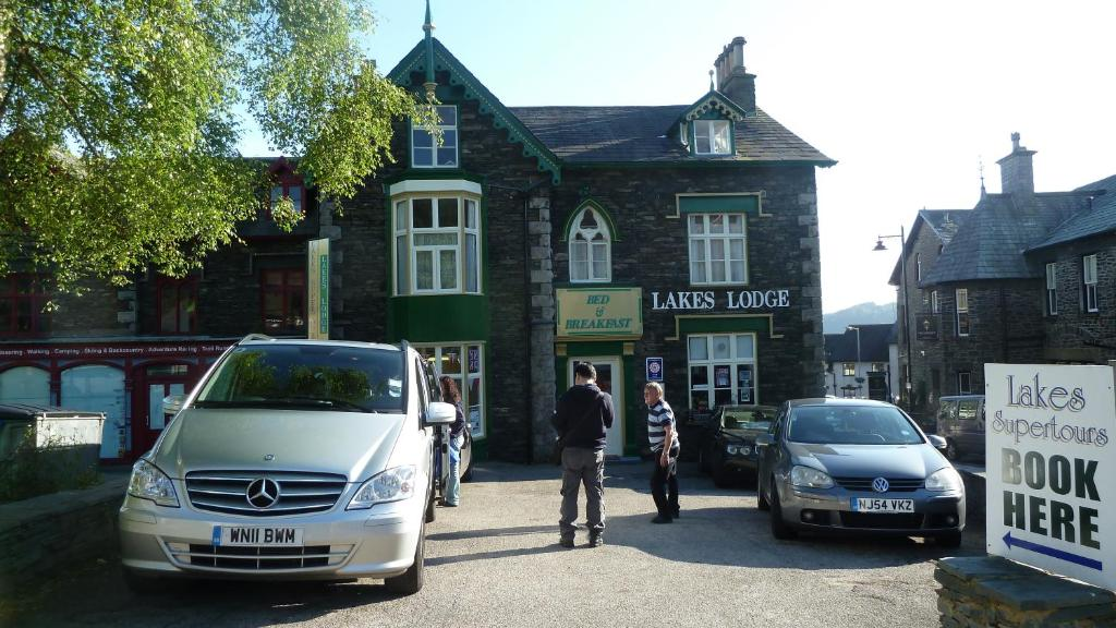 Lakes Lodge Windermere in Windermere, Cumbria, England