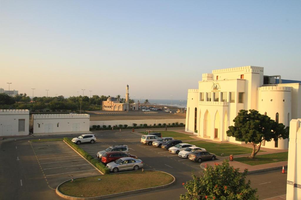 Sohar Beach Hotel Oman Booking