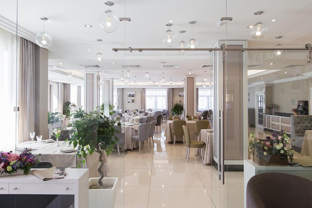 Ресторан / где поесть в Hotel Pokrovsky