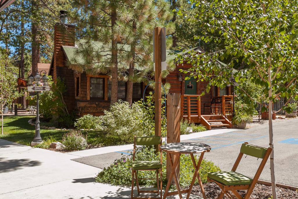 Timber Haven Lodge, Big Bear Lake, CA
