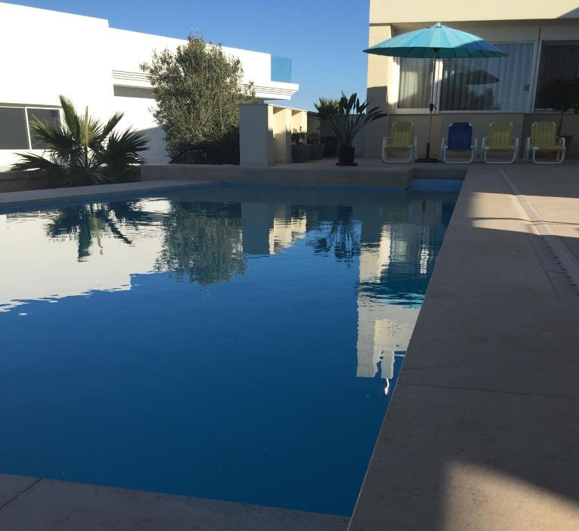 Piscine de l'établissement Villa apartment with Pool ou située à proximité