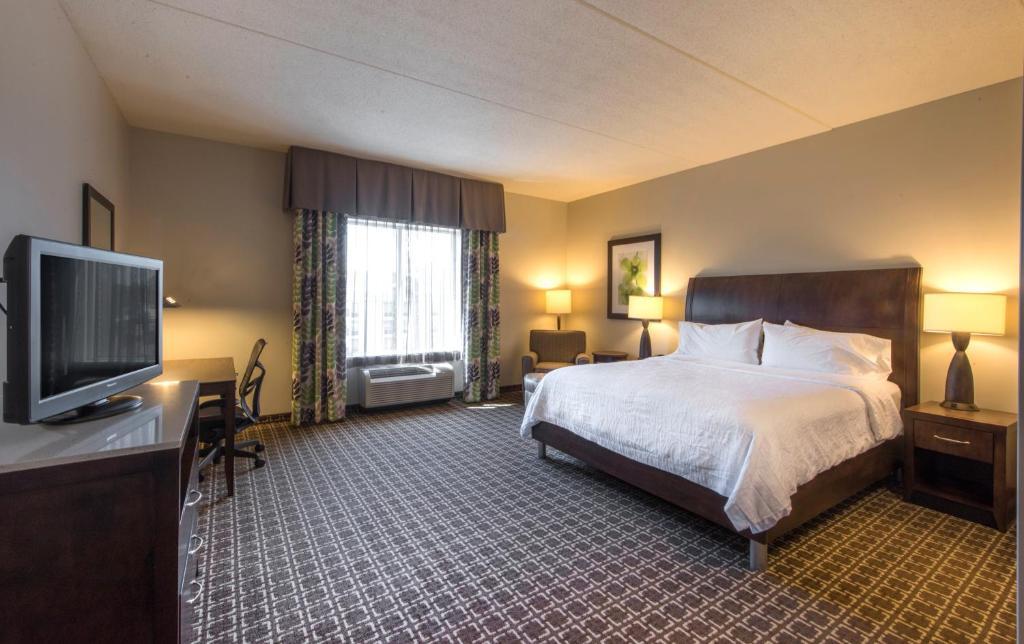Hilton Garden Inn Raleigh Cary (USA Cary) - Booking.com