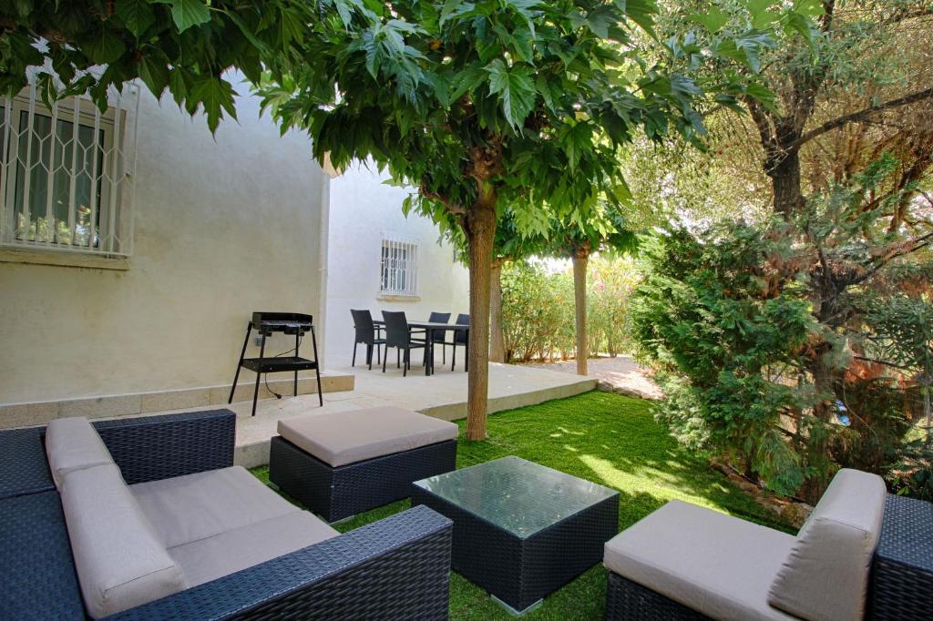 Appartement rez de jardin Barbicaja (Frankreich Ajaccio ...