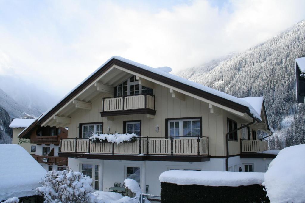 Domizil Zillertal im Winter