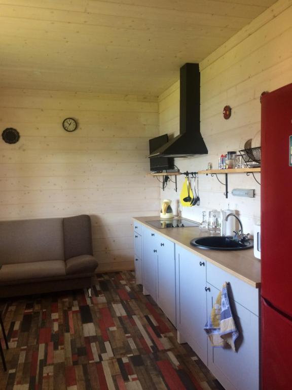 Кухня или мини-кухня в Ranta