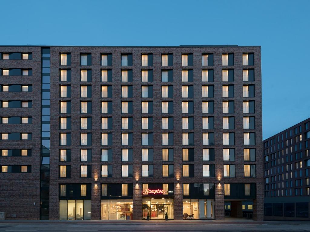 Hampton By Hilton Hamburg City Centre