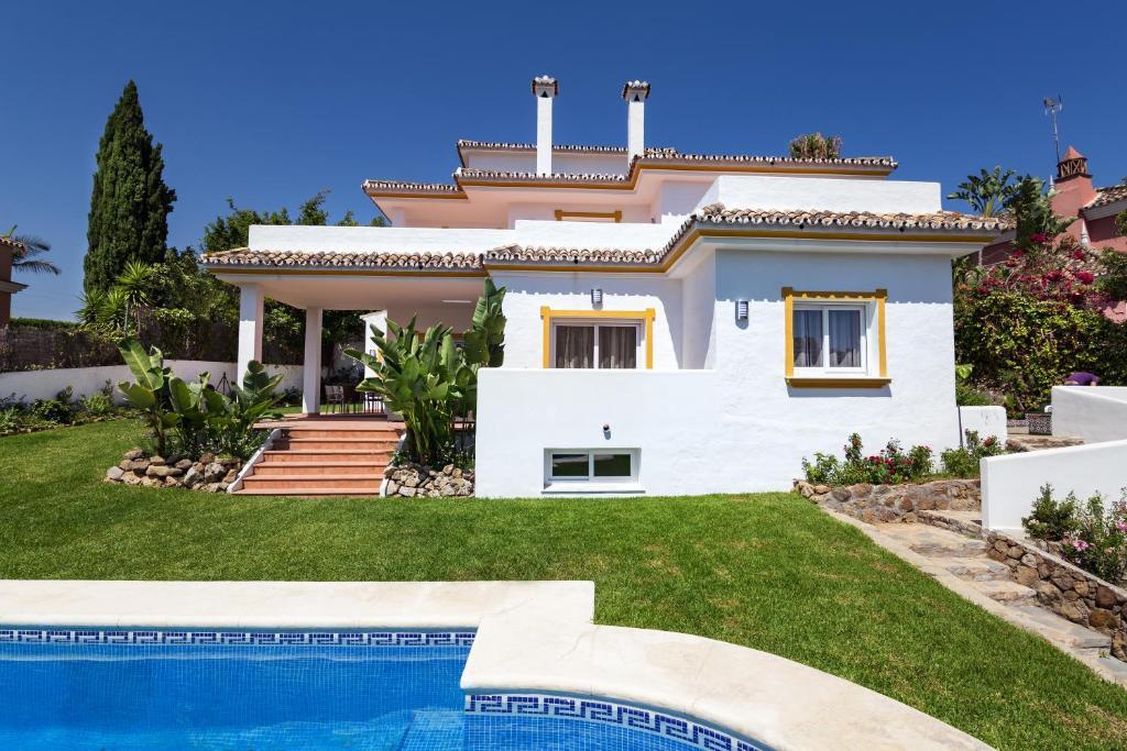 Villa in Puerto Banus Marbella (Spanje Marbella) - Booking.com