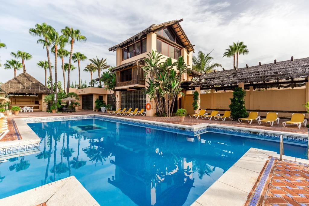 Villa Condes de Iza (Spanje Marbella) - Booking.com