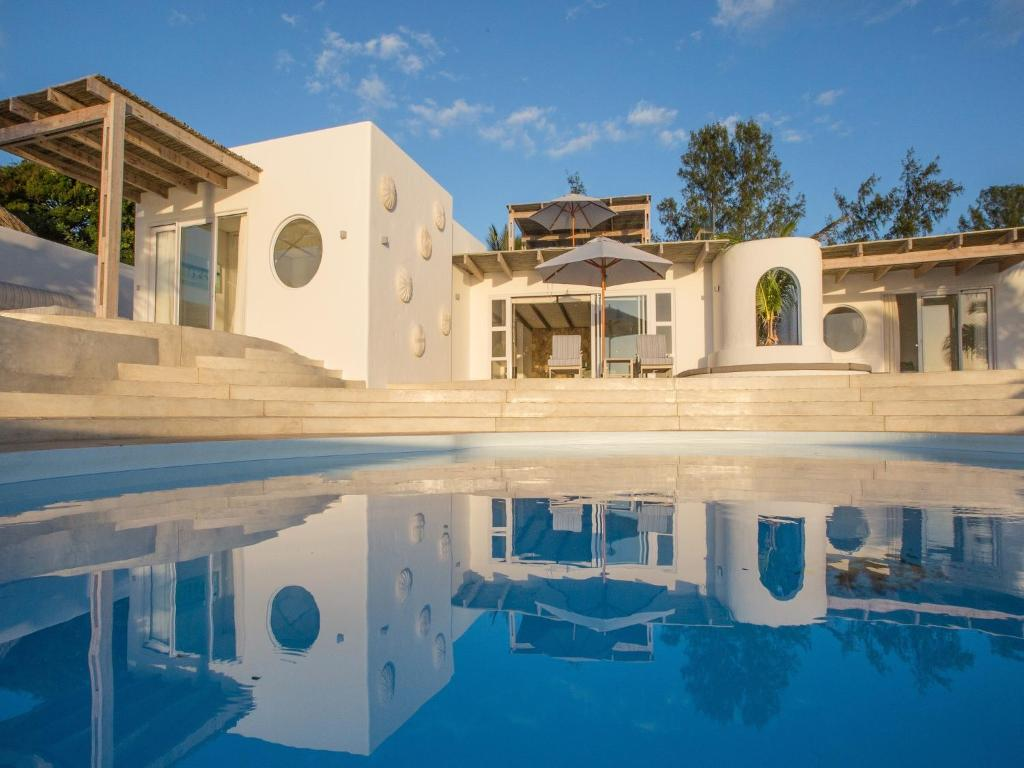 The swimming pool at or near Bahia Mar Beach House