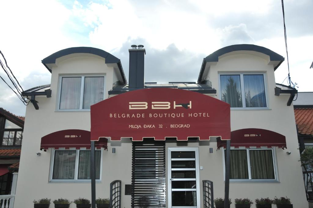 Belgrade Boutique Hotel