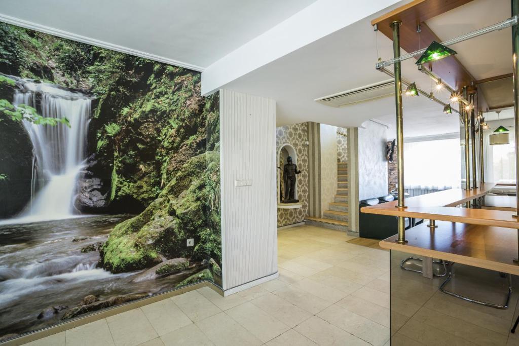 A bathroom at Sofia Esenss Two-Level Apartment
