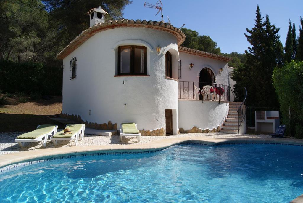 Villas Tosalet - BTB, Jávea, Spain - Booking.com