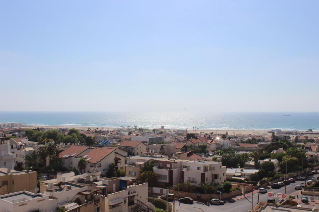 Keren's Sea View Apartment a vista de pájaro