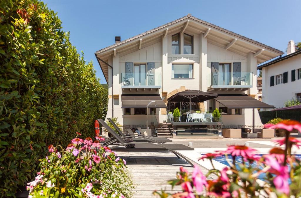 Villa Birdie, San Sebastián, Spain - Booking.com