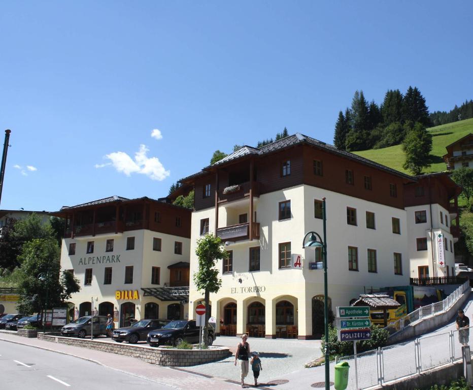 Edifici on està situat l'apartament