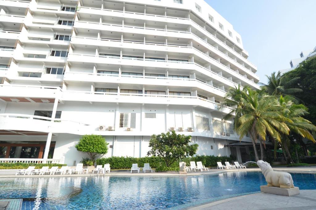 สระว่ายน้ำที่อยู่ใกล้ ๆ หรือใน Welcome Plaza Hotel Pattaya
