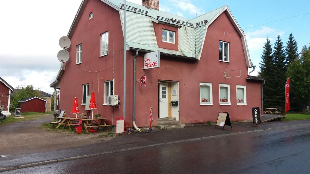 Nya Gks Fiske Cafe Arjeplog Paivitetyt Vuoden 2020 Hinnat