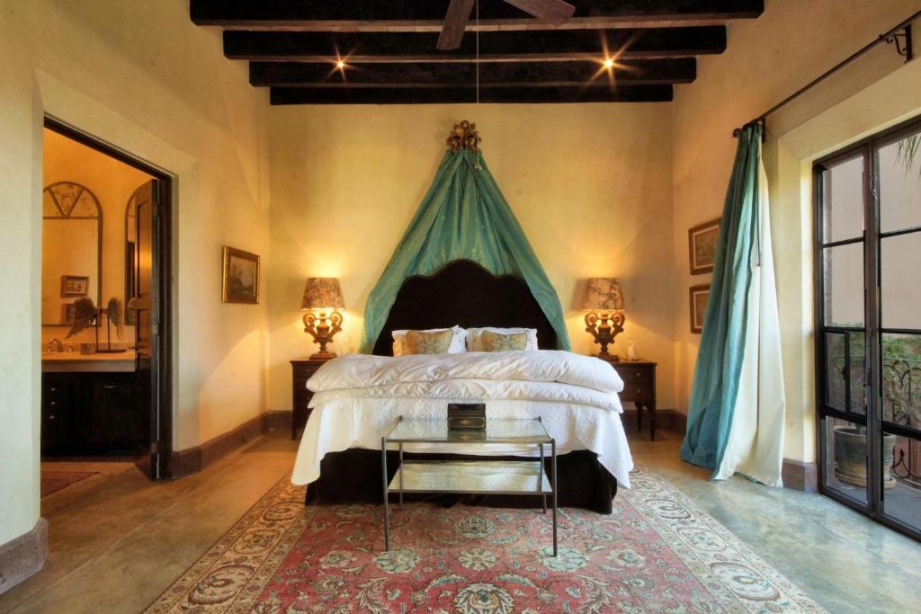 Villa Francesa San Miguel De Allende Mexico Booking Com