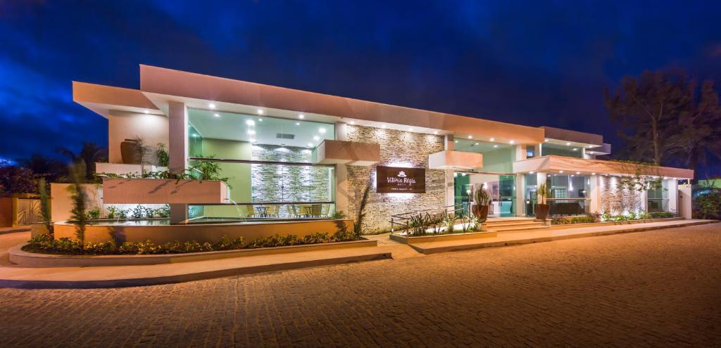 Vitoria Regia Hotel (Brasil Porto Seguro) - Booking.com