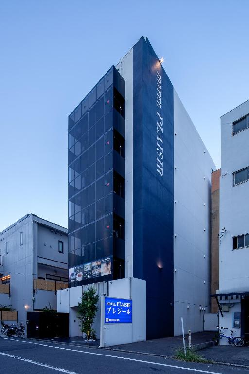 ラブホテルが所在する建物
