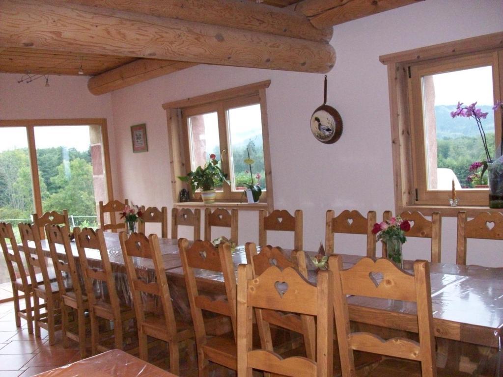 Chambres d'hôtes la Ferme du Canard Argenté