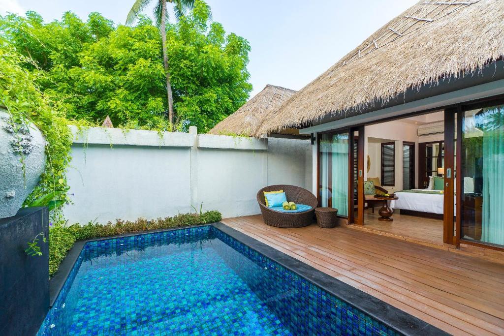 Lembongan Beach Resort Nusa