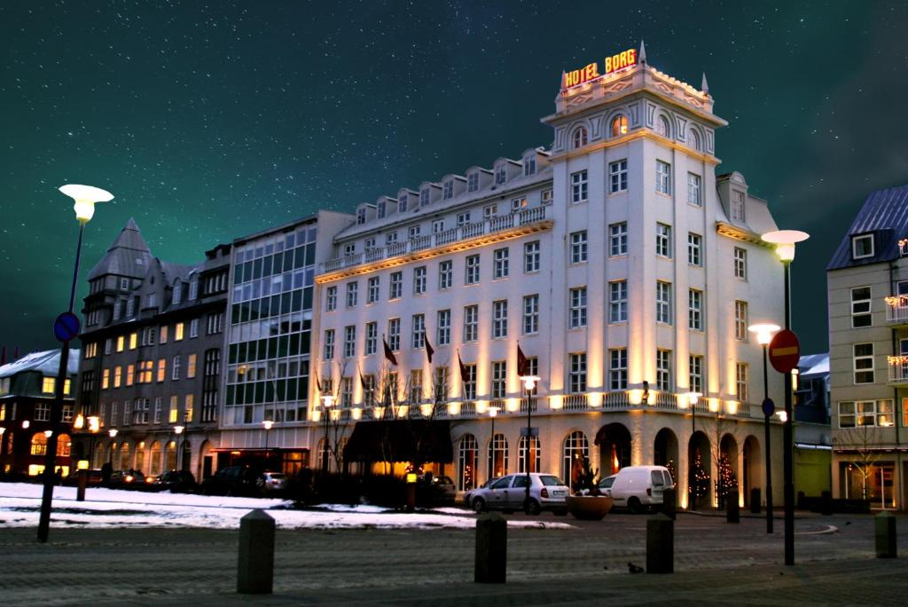 Hotel Borg by Keahotels, Reykjavík, Iceland - Booking com