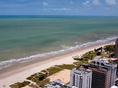 A bird's-eye view of Beach Class - Beira Mar Praia Boa Viagem