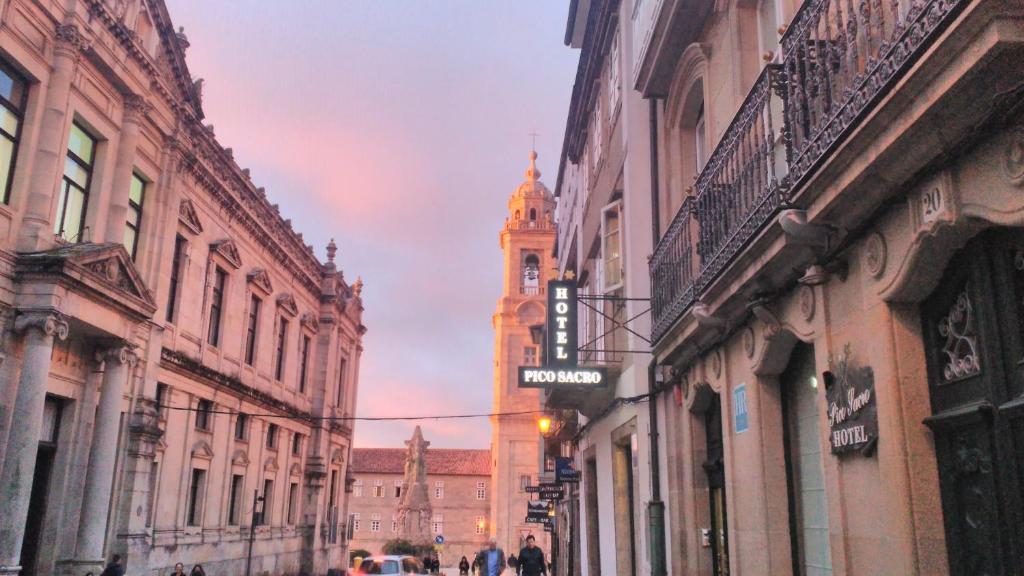 Hotel Pico Sacro Ii Santiago De Compostela Paivitetyt Vuoden