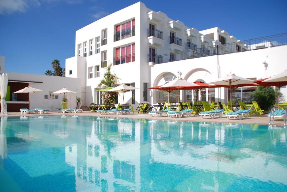 hotel ocean atlantique nord hammamet