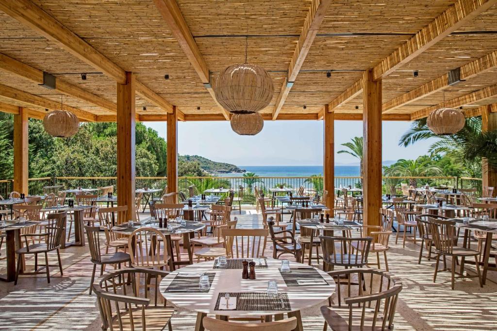 Ресторан / где поесть в Club Marvy
