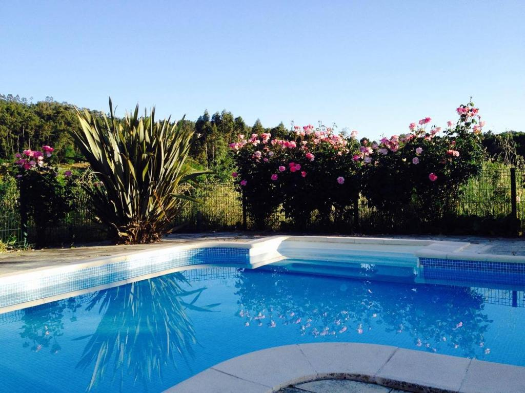 Bassenget på eller i nærheten av Quinta do Cojo