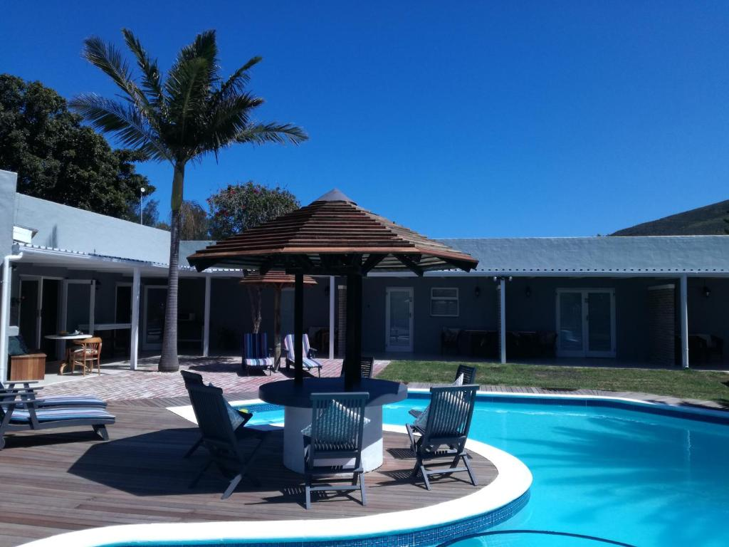 The swimming pool at or near Livesey Lodge Guest House