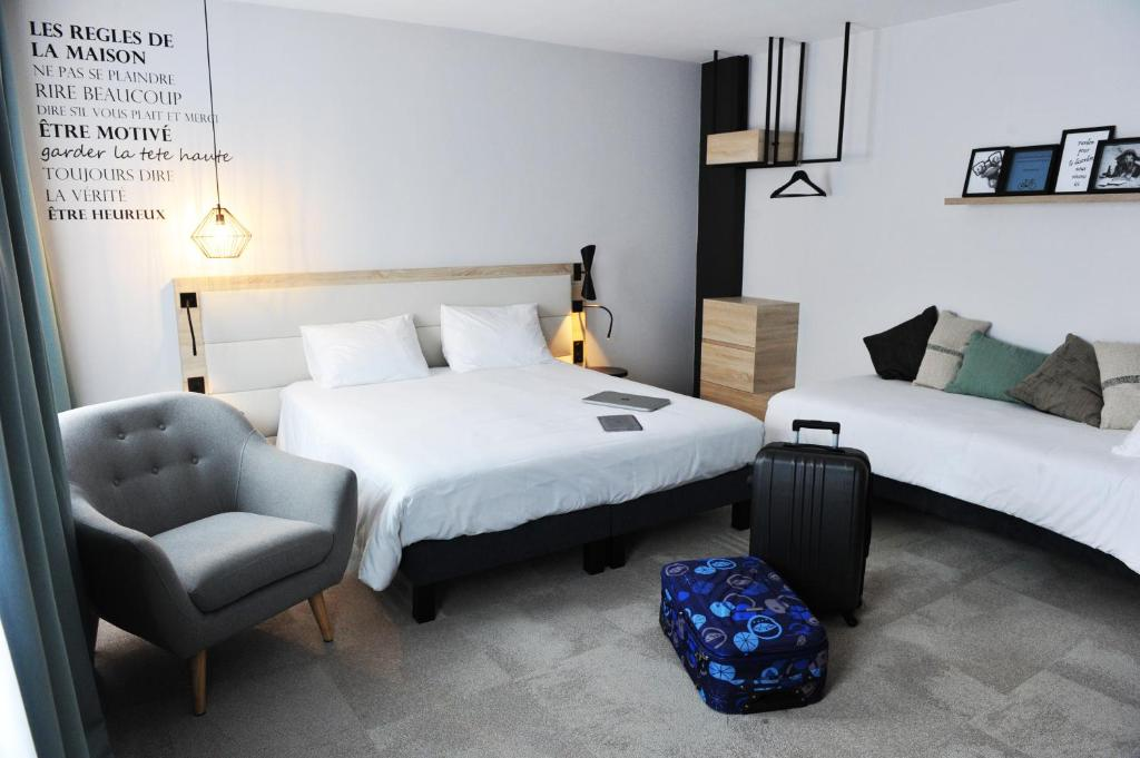 Urban Style Hotel de France, Vannes – Updated 2019 Prices