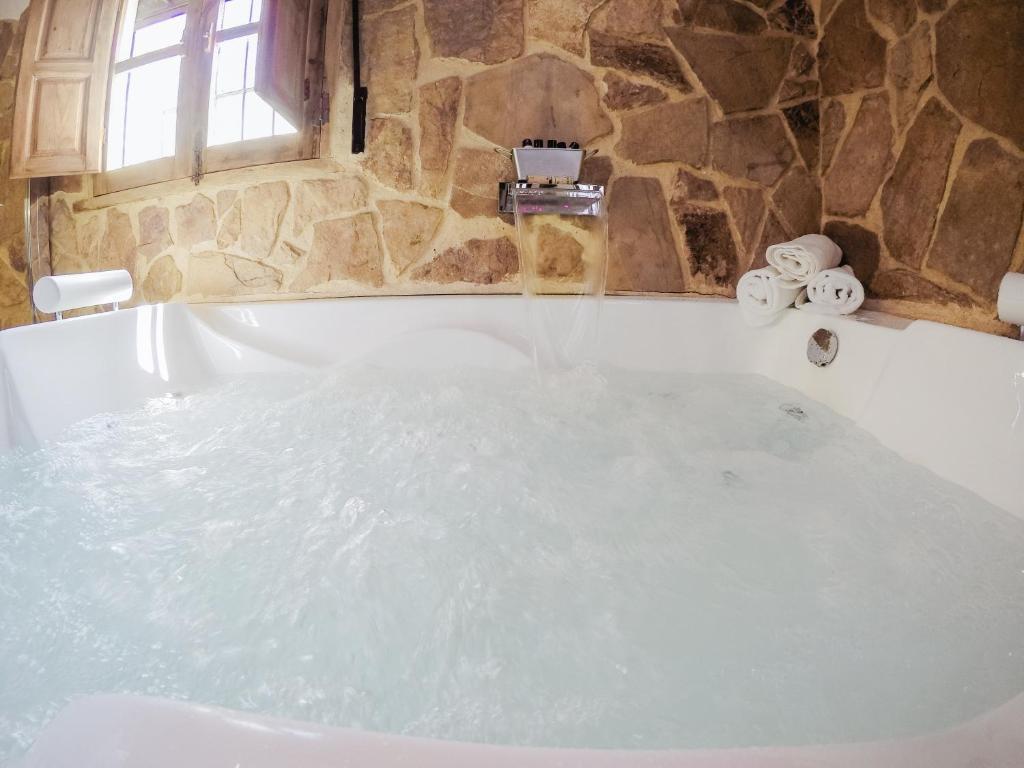 Un baño de Navazos loft