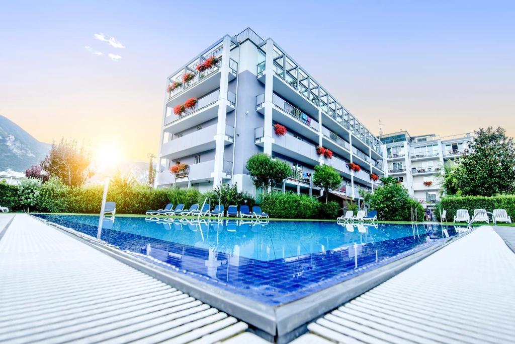 Ambassador Suite Hotel Riva Del Garda Italy Booking Com
