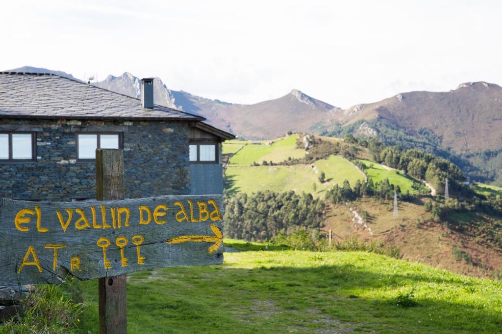 El Vallín de Alba