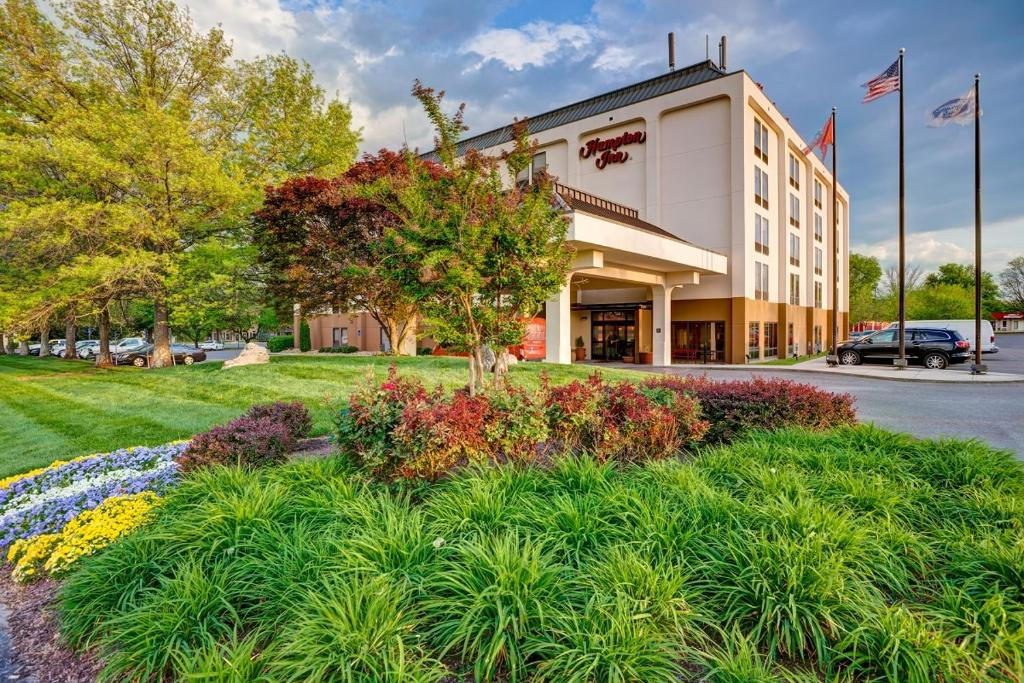 Hampton Inn Knoxville - Airport.