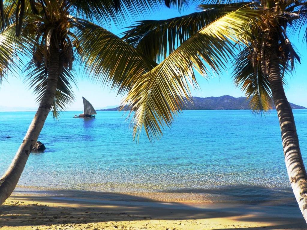 Пляж на территории гостевого дома или поблизости