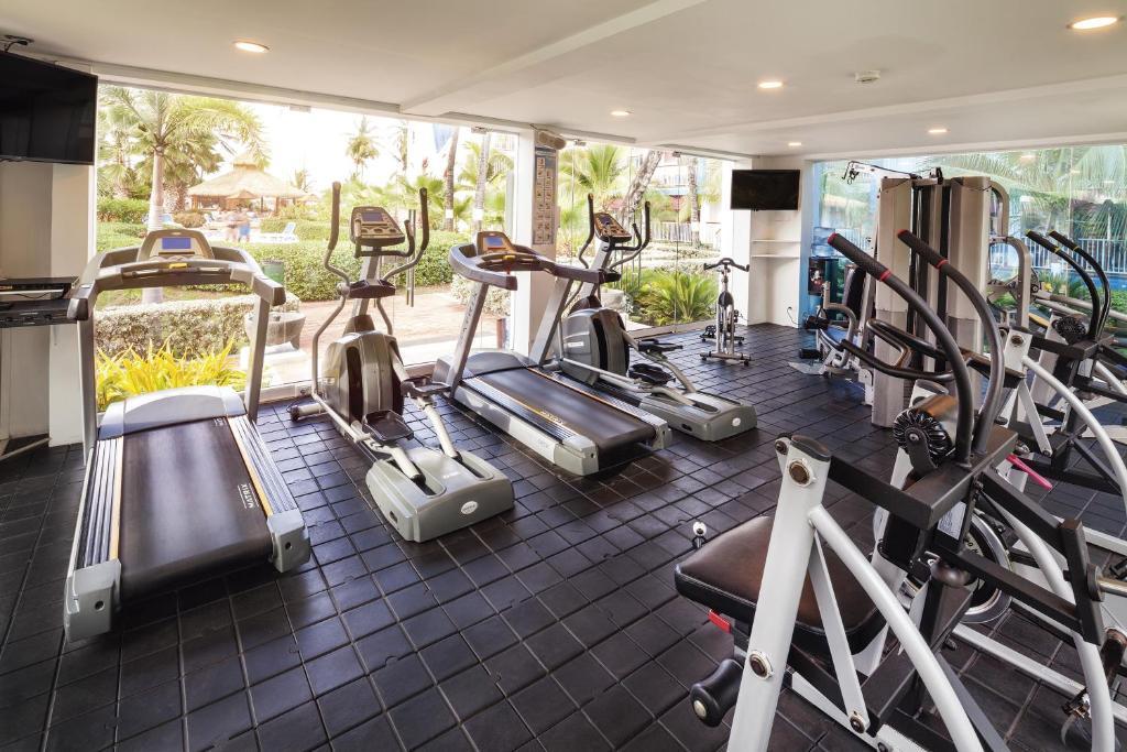 Gimnasio o instalaciones de fitness de Decameron Isleño - All Inclusive