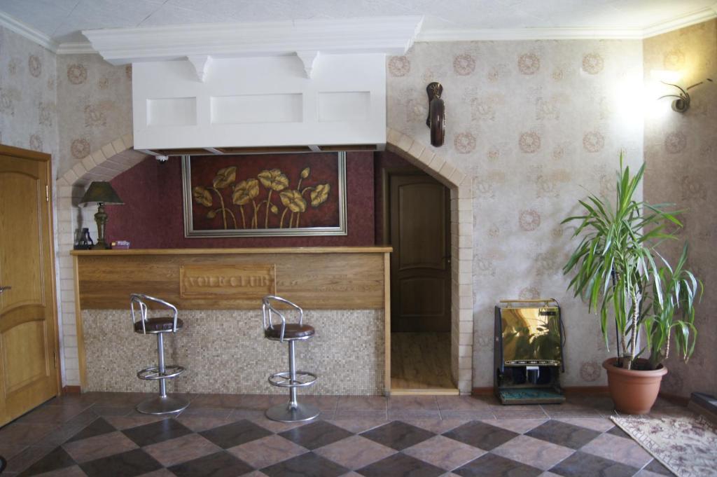 Volf Club Hotel