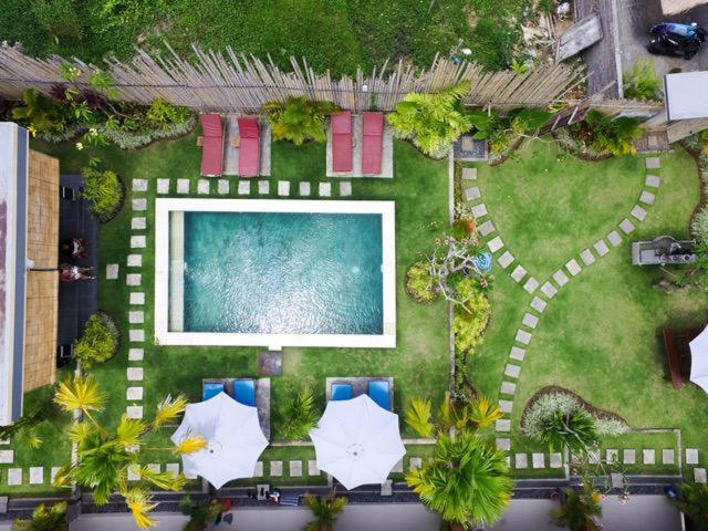 A view of the pool at Lemon Guest House or nearby