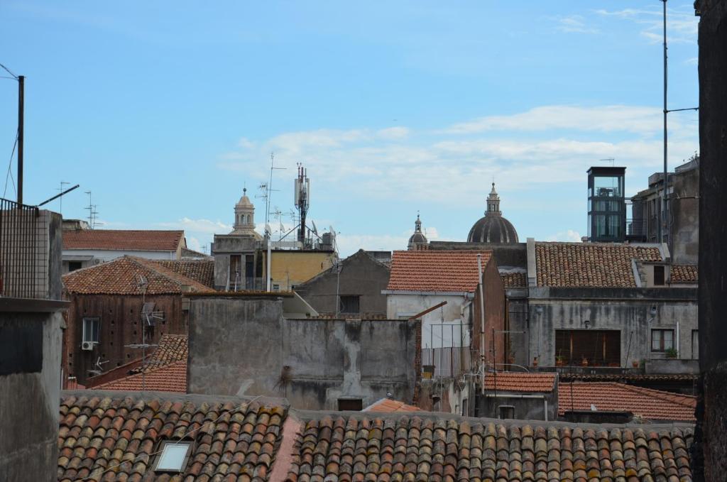 Apartment Terrazza Sul Barocco Catania Italy Booking Com