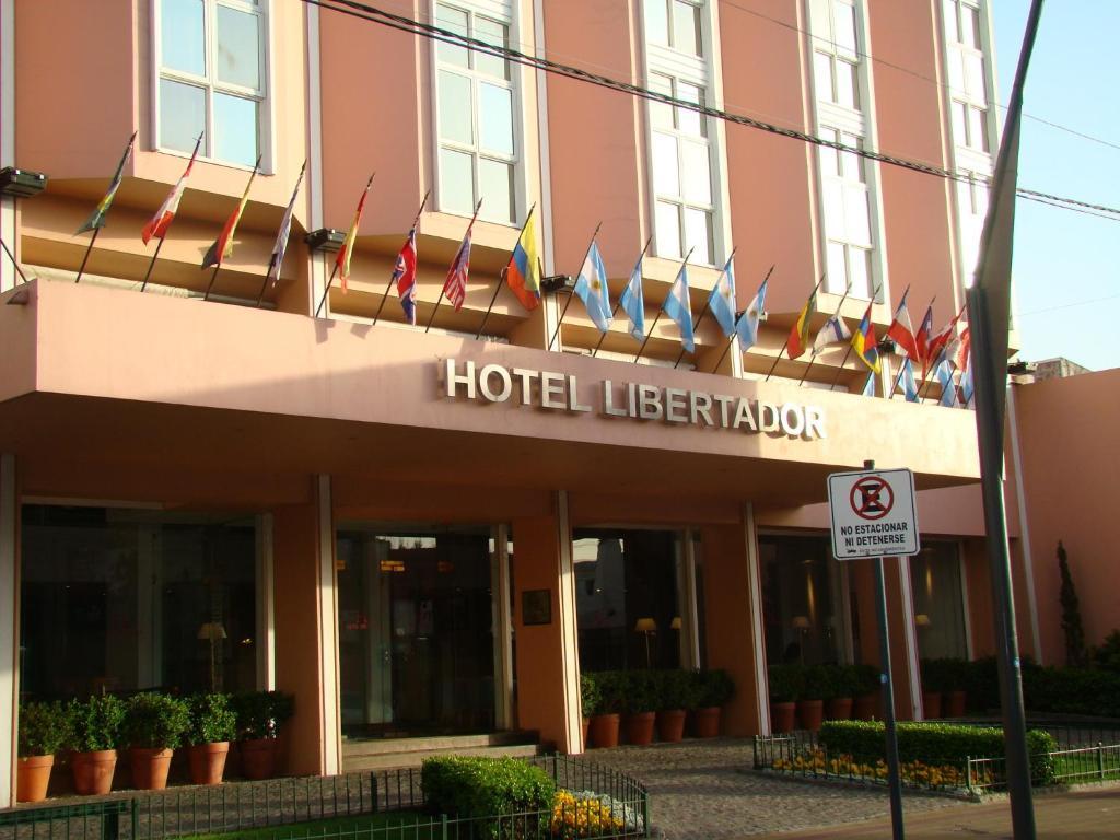 Hotel Libertador (Argentina Tandil) - Booking.com