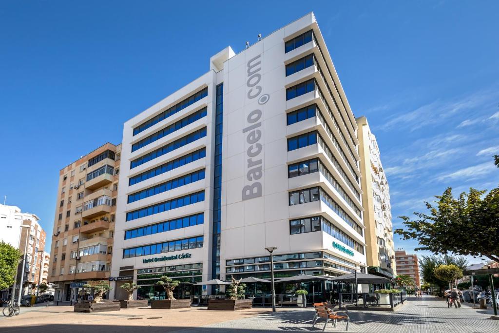 Occidental Cádiz, Cádiz – Precios actualizados 2019