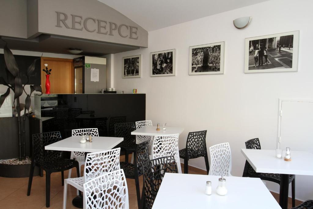 Restaurace v ubytování Penzion Markéta Chrudim
